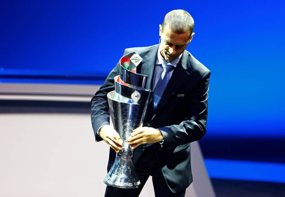 Să țesem frumos cu UEFA Nations League