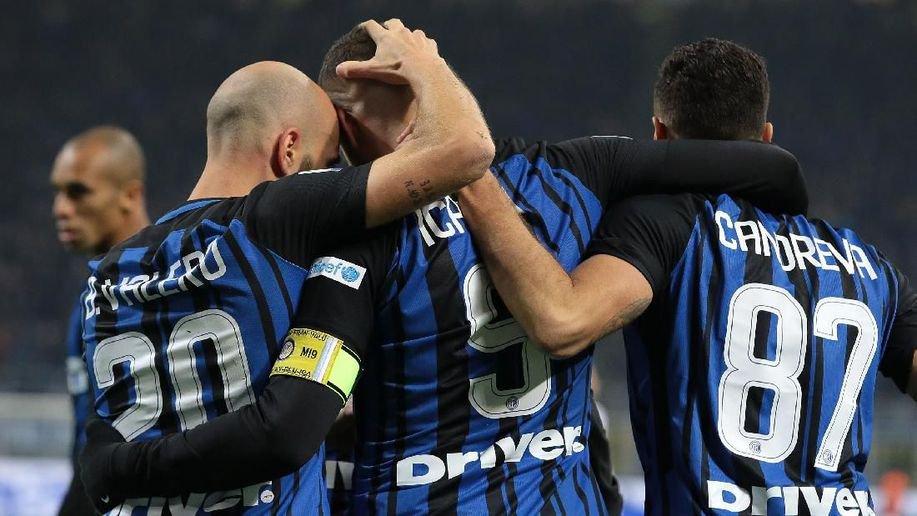 Serie A – Etapa a 10-a / Ploaie, Inter pe val și valul sus