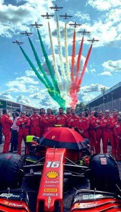 Ferarri Grand Prix Italia