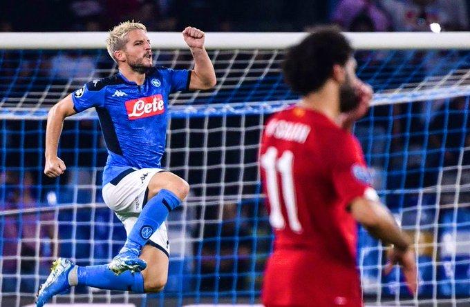 Gânduri împrăștiate, Napoli-Liverpool