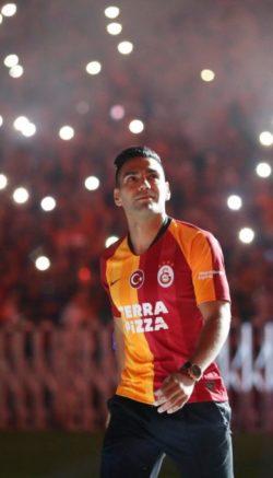 Prezentare Falcao la Galatasaray