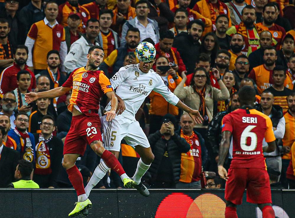 Gânduri împrăștiate, Galatasaray-Real 0-1