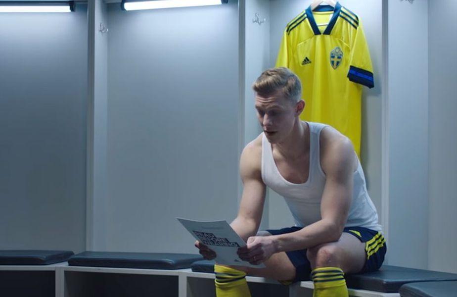 O știre suedeză montată românește