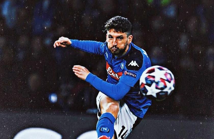 Gânduri împrăștiate, Napoli – Barcelona 1-1