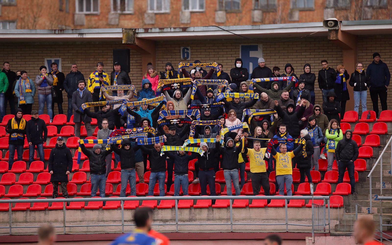 Fotbalul din Belarus, o perspectivă a crizei