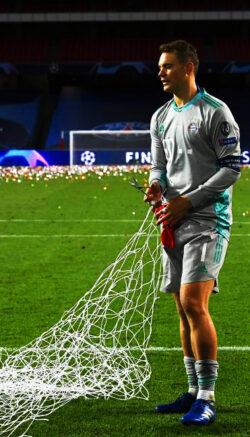 bayern munchen psg champions league manuel neuer