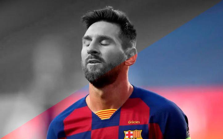 În știrea cu Messi sunt toate slăbiciunile fotbalului din 2020