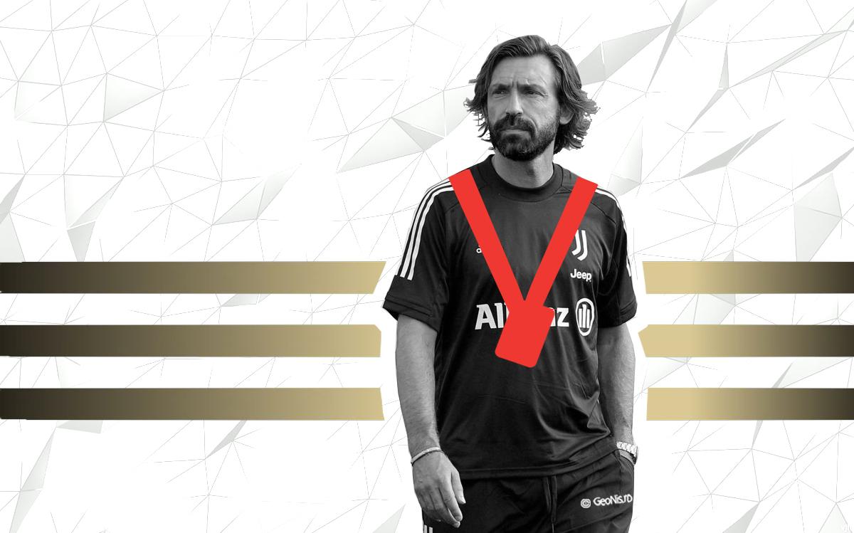 Andrea Pirlo la Juventus, un altfel de italian job